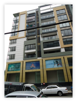 We Use The Word Apartment To Include Condominiums On This Web Site. In  Yangon, A Condominium Is In A Building With An Elevator.